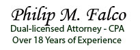 Philip Falco, Attorney, CPA